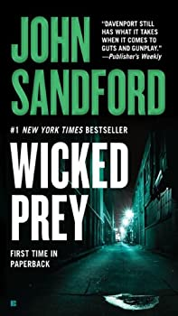 Wicked Prey 0425234606 Book Cover