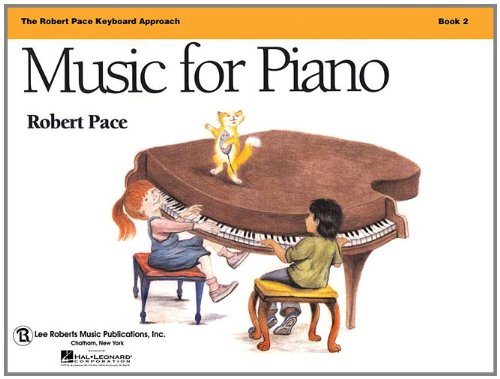 UPC 073999121216, Music for Piano, Book 2