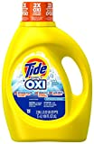 Tide Simply Plus Oxi Liquid Laundry Detergent, Refreshing Breeze Scent, 64 Loads, 6.99 Pound