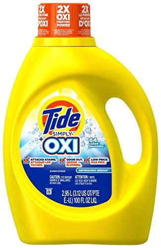 tide oxi clean detergent - 1