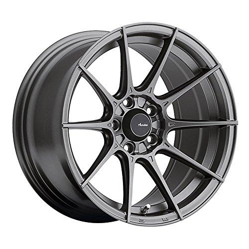 Advanti Racing Storm S1 15 Gray Wheel / Rim 4x100 with a 35m