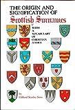 Origin and Signification of Scottish Sur