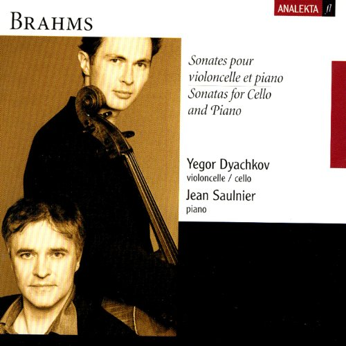 Sonatas For Cello And Piano (Sonates Pour Violoncelle Et Piano) (Brahms)