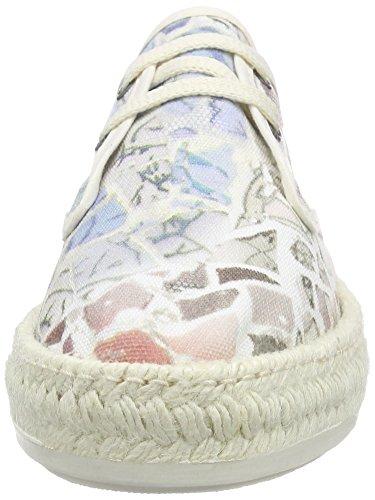 Femme Sneaker Bleu Basses Bunker Baskets Hvqxt