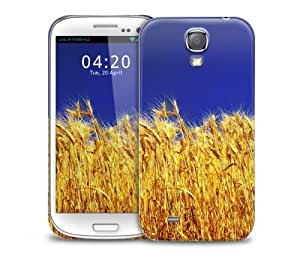 Grass Sky Samsung Galaxy S4 GS4 protective phone case by lolosakes