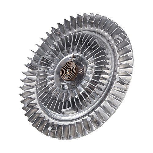 2781 Engine Cooling Fan Clutch for 99-08 Dodge Ram Jeep Grand Cherokee Liberty 3.7L 4.0L 4.7L 5.9L