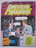 American Splendor #12. Autographed by Harvey Pekar. Art by Robert Crumb, Drew Friedman, Spain Rodriguez