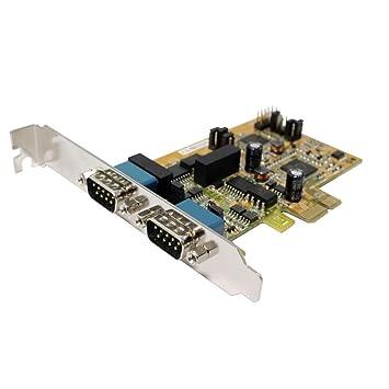 BeMatik - Tarjeta PCI-express PCIe a RS422 RS485 con ...