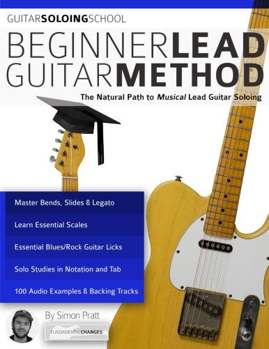 100 Blues Lessons Guitar TAB Music Book with Audio Learn How To Play Method