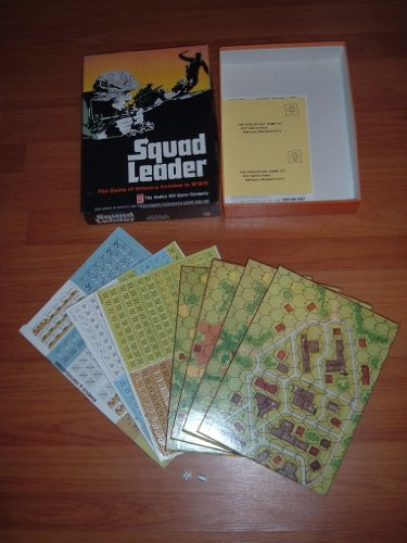 squad leader board game - 1