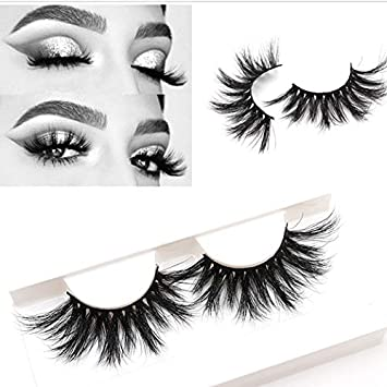 Beauty & Health Strong-Willed 7pairs/set 3d Mink Hair 25mm False Eyelashes Thick Long Wispy Fluffy Handmade Cruelty-free Mink Eye Lash Makeup Extension Tools