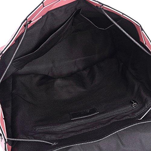 Personnalité Perlite De Pour Femmes Grande Hommes Et Mode Noir Poudre De Et Voyage 30 La Flicker Capacité 12 Sac 35Cm dwaqdF