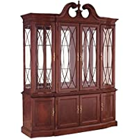 Bowery Hill China Cabinet in Antique Cherry