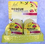 Nelson Bach Rescue Pastilles Crnbry