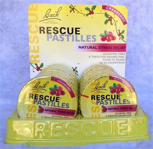 Nelson Bach Rescue Pastilles Crnbry