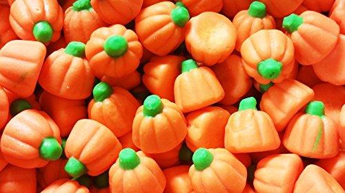 Candy Retailer Halloween Mellocreme Pumpkins 2 lb Bag