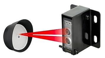 Photo Beam Detector de Sensor de movimiento, interruptor garaje puerta de interior/al aire
