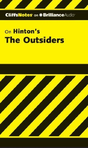 Download The Outsiders (Cliffs Notes Series) by Clark, Janet (2012) Audio CD pdf epub