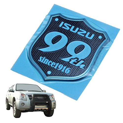 ISUZU 99th Since 1916 Fit For Isuzu Logo original - Delivery Time Mail Estimate
