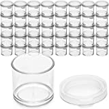 DecorRack 40 Plastic Mini Containers with
