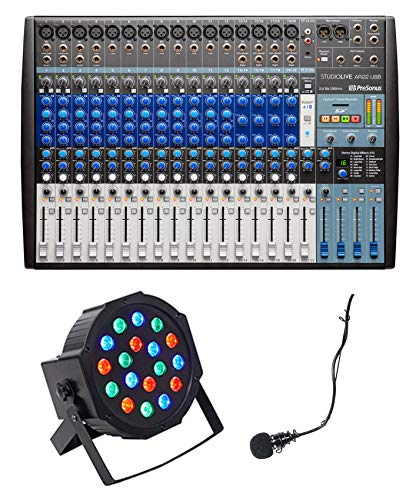 Led Light For Mixer Board in US - 6