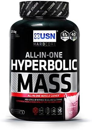 Usn Hyperbolic Mass Strawberry 2000 g