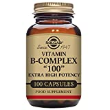 "Cheap Solgar B-Complex ""100"", Energy Metabolism, Non-GMO, 100 Vegetable Capsules"
