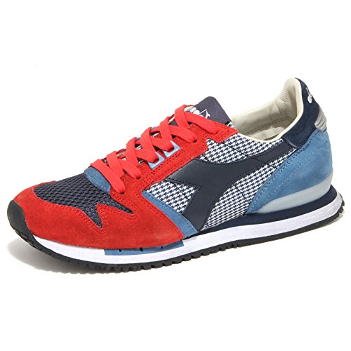cheap sale deals geniue stockist Diadora Men's Trainers Red Red Red / Blue explore online discount release dates pO9zry9
