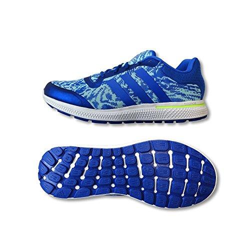 """ADIDAS """"Energy Bounce Elite Chaussures de Course pour Homme Blue/Blue/froblu de 9"""