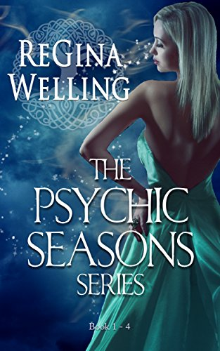 The Psychic Seasons Series: Books 1-4 cover