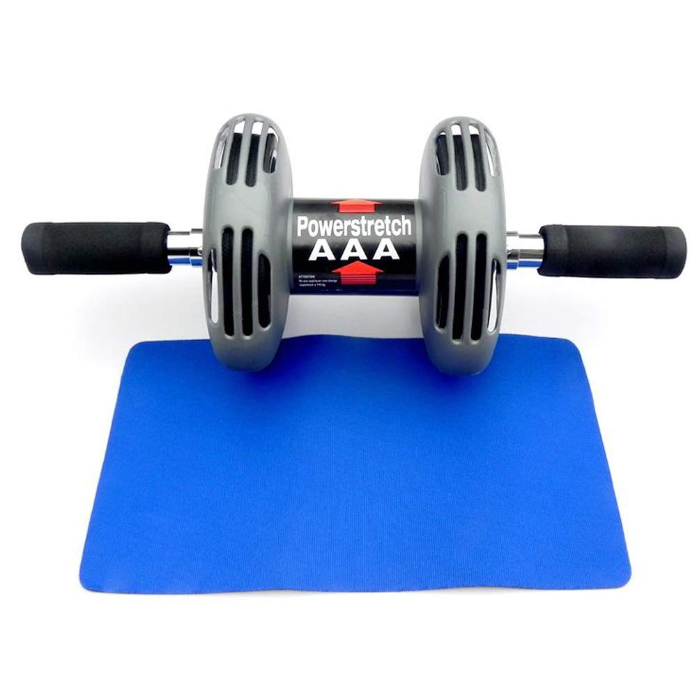 Byx- Rebound Type Belly Wheel Mute Men's Chest Muscle Training Home Fitness Equipment Reduce Abdominal Training Belly Abdomen Wheel -Roller Wheel