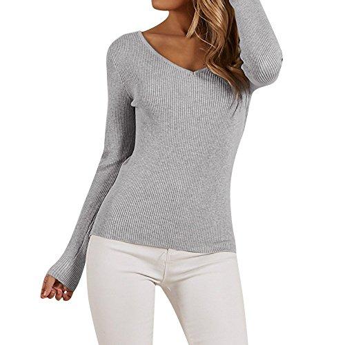 Tops RTro lgant Lace Fleuri Gray Chemisier Shirt Blouse Chic LGant Blouse Femme Chandail Top Longues Col Femme Boutonn Pull Soie Manches T wfRxqCxgnS