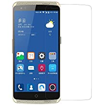 Nillkin ZTE Axon Lux Matte Protective Film-Retail Packaging, Transparent