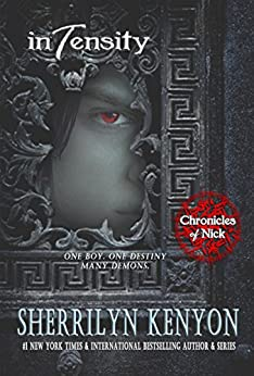 Intensity (Chronicles of Nick Book 8) by [Kenyon, Sherrilyn]