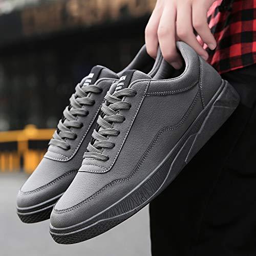 Estudiantes Nanxieho De Trend Hombre Ligeros Zapatos Para Ocio Zapatillas Solos Deportivos ZwzxZrq