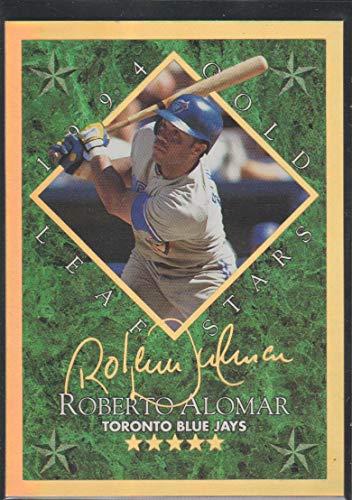 1994 Donruss Roberto Alomar Blue Jays