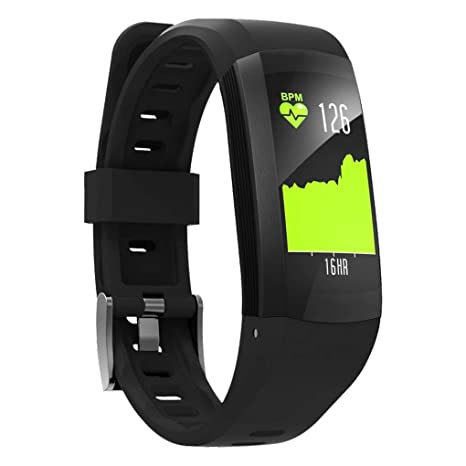 Amazon.com: ALIZ - Pulsera inteligente GPS impermeable con ...