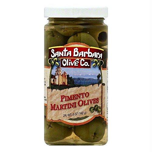 Santa Barbara Martini Style Olives, 5 - Stores Santa Barbara