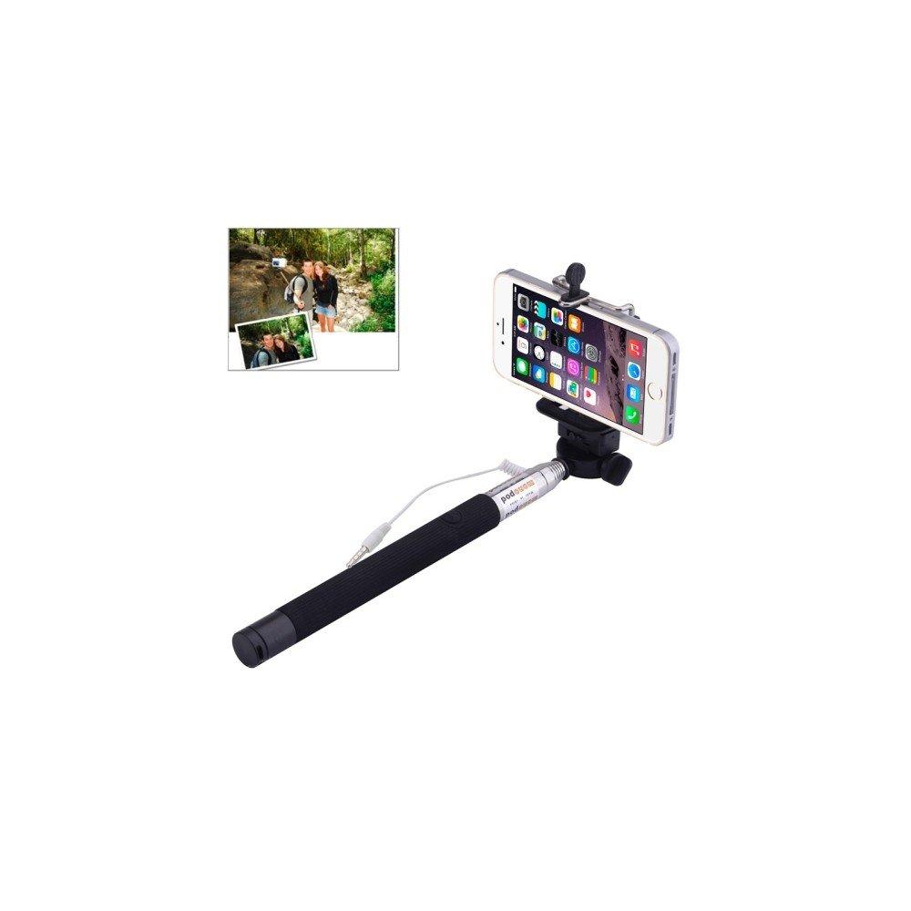 Barre de Selfie Longueur Maxi 101,4 cm (Compatible Apple, Samsung) Portable Selfie