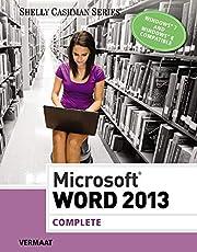 Microsoft® Word 2013: Complete