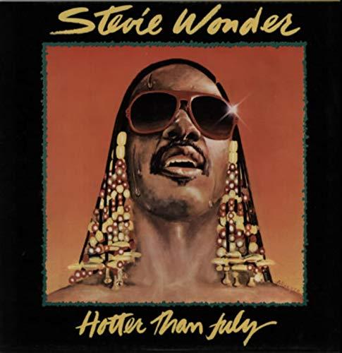 Hotter Than July - Vinyl Records Wonder Stevie