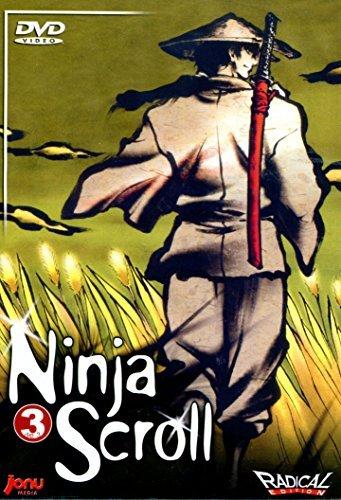 Ninja Scroll 3 [DVD]: Amazon.es: Tatsuo Sato: Cine y Series TV