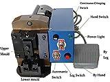 TEN-HIGH 90W 110~120V Rj45 Wire Crimping Machine, Machine Case Color randomly
