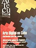 img - for Artecubano,revista de artes visuales.numero 3 del 2010,cuba.arte digital en cuba. book / textbook / text book