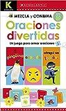 Best Cartwheel Books For Kindergartens - Scholastic Early Learners: Kindergarten Mezcla y combina: Oraciones Review