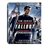 Mission: Impossible - Fallout [Blu-ray]
