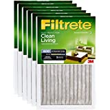 Filtrete 20x20x1 MERV 8 Dust Reduction Filter 6-PK