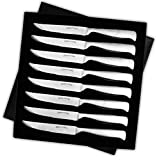 Utopia Kitchen 8-piece Stainless-Steel Kitchen Steak Knife