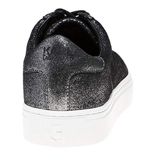 Sneaker Metallico Kupsole Lace Lagerfeld Signia Karl Leather Donna fZRvxzq
