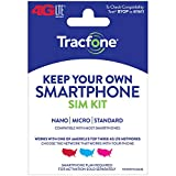 Wireless : Tracfone Keep Your Own Phone 3-in-1 Prepaid SIM Kit